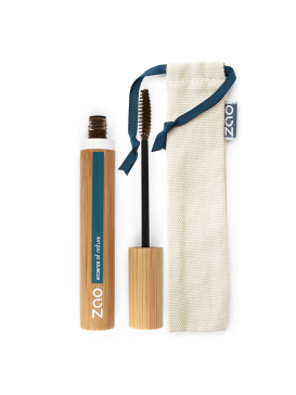 Zao - Mascara Volume et Gainage - 086 - Cacao - Version Bambou