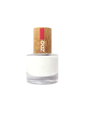 Zao - 641 - Vernis à ongles French Manucure Blanc