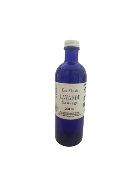 Les Paysans Savonniers - Eau Florale de Lavande Sauvage - 200 ml