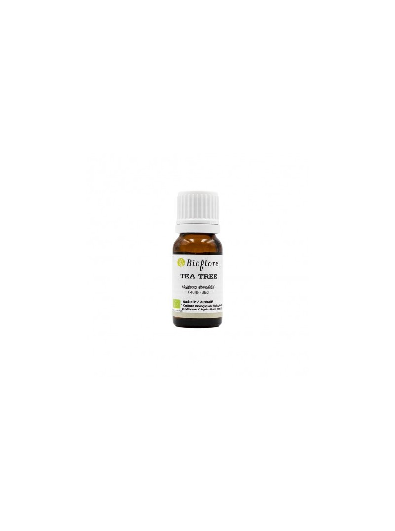 Bioflore - Huile Essentielle de Tea Tree Bio - 10 ml
