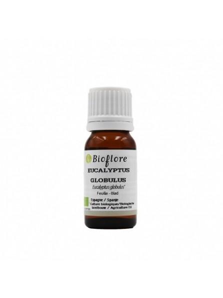 Bioflore - Huile Essentielle d'Eucalyptus Globulus Bio - 10 ml