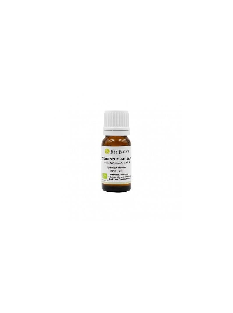 Bioflore - Huile Essentielle de Citronnelle Java Bio - 10 ml