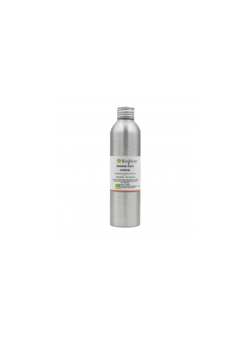 Bioflore - Hydrolat de Geranium Rosat Bourbon Bio - 200 ml