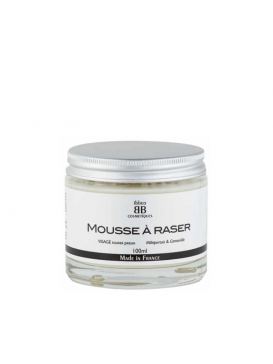 Ibbeo - Mousse à Raser Millepertuis et Camomille - 100 ml