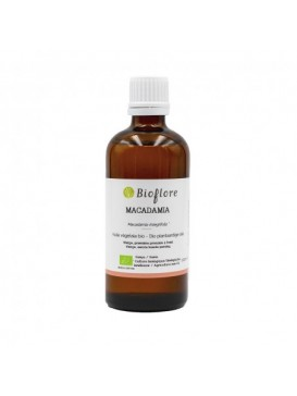 Bioflore - Huile de Macadamia Bio - 100 ml