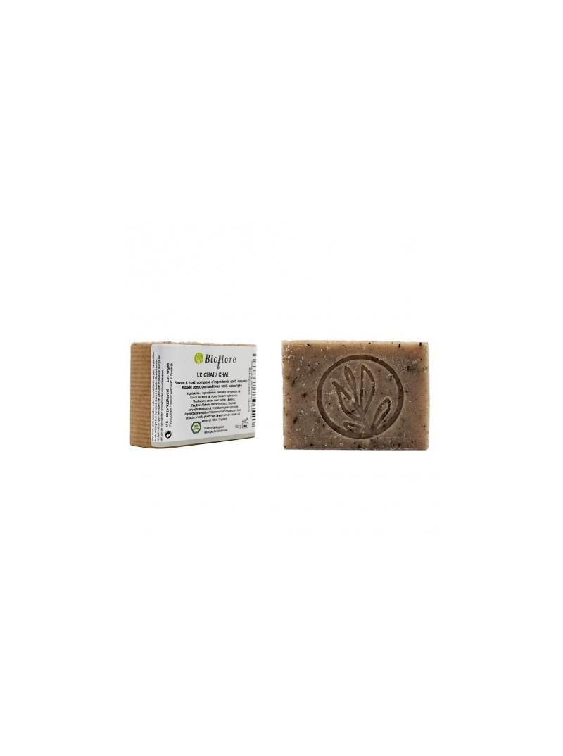 Bioflore - Savon Bio Le Chaï - 80 grammes