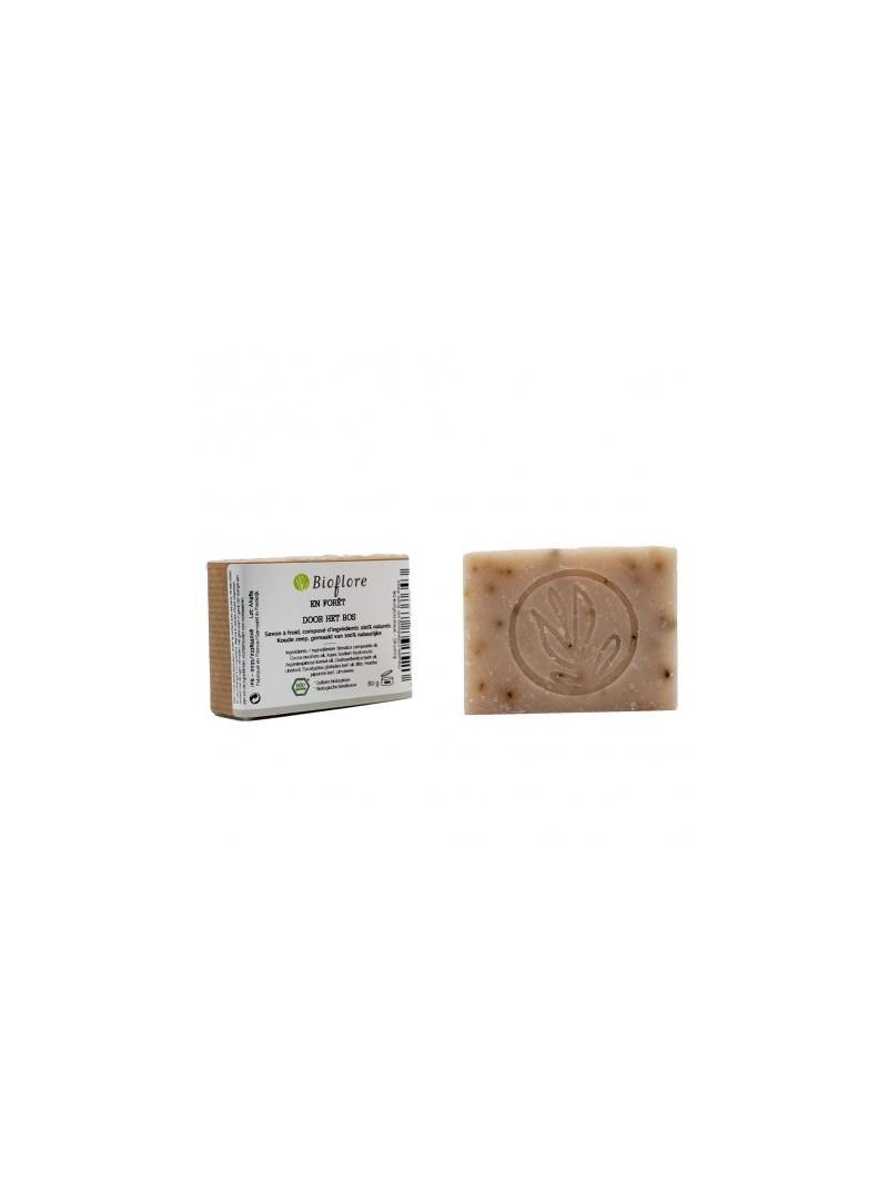 Bioflore - Savon Bio En Forêt - 80 grammes