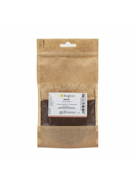 Bioflore - Hibiscus en Poudre Bio - 100 grammes