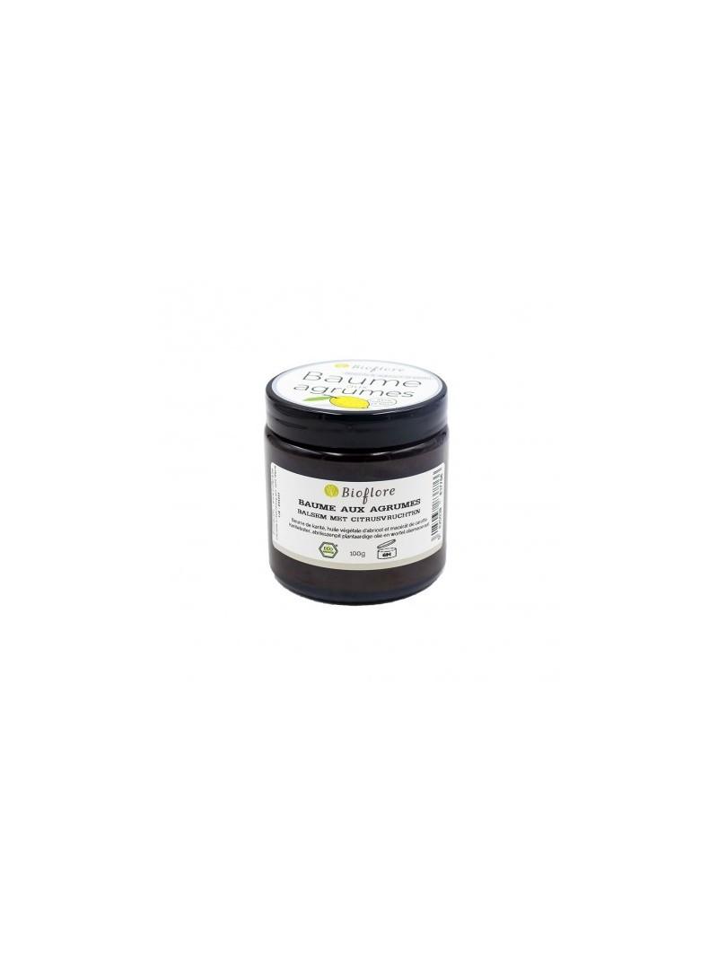 Bioflore - Baume aux agrumes bio - 100 grammes (1)