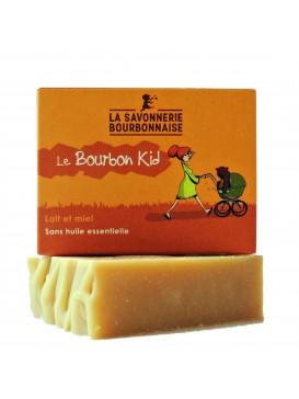 La Savonnerie Bourbonnaise - Le Bourbon Kid (sans huile essentielle)
