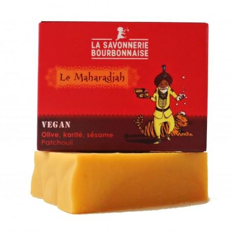 La Savonnerie Bourbonnaise - Savon Le Maharadjah