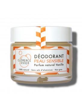 Déodorant Crème pour Peaux...