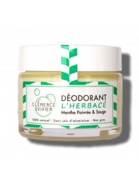 Déodorant Crème L'Herbacé