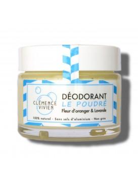 Déodorant Crème Le Poudré