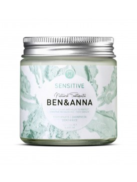 Ben & Anna - Dentifrice Gel Sensitive (Sensible) - 100 ml