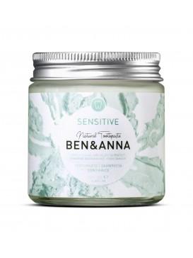 Ben & Anna - Dentifrice Gel Sensitive (Sensible) - 100 ml