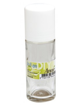 Anaé - Tube porte-bille roll-on en Verre - 50 ml