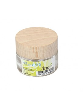 Anaé - Pot en Verre - 30 ml