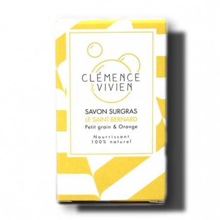 Clémence & Vivien - Savon Le Saint-Bernard - 100 gr