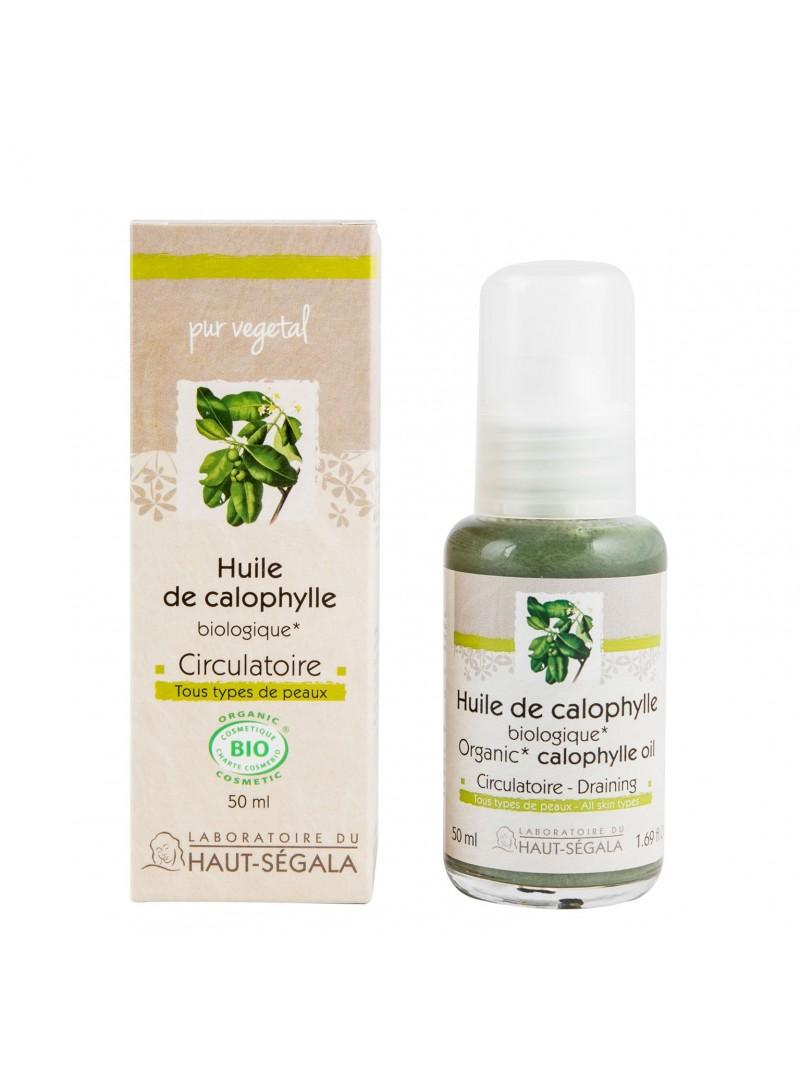 Laboratoire du Haut-Segala - Huile de Calophylle Biologique - 50 ml